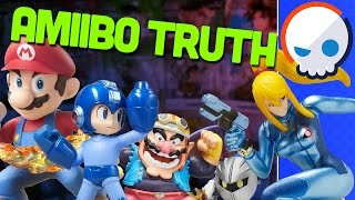 The Truth about Amiibo Training | Gnoggin