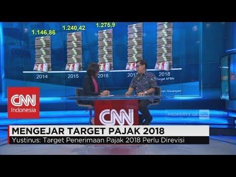 Mengejar Target Pajak 2018