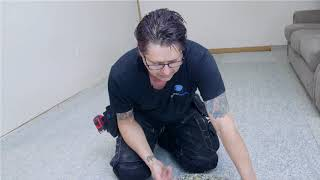 Watch this Before you Install Carpet in a Basement/Directcarpet.ca