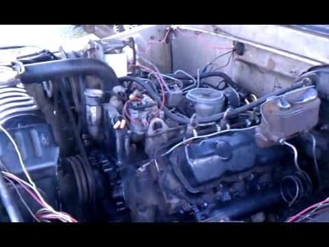 ford f250 engine swap