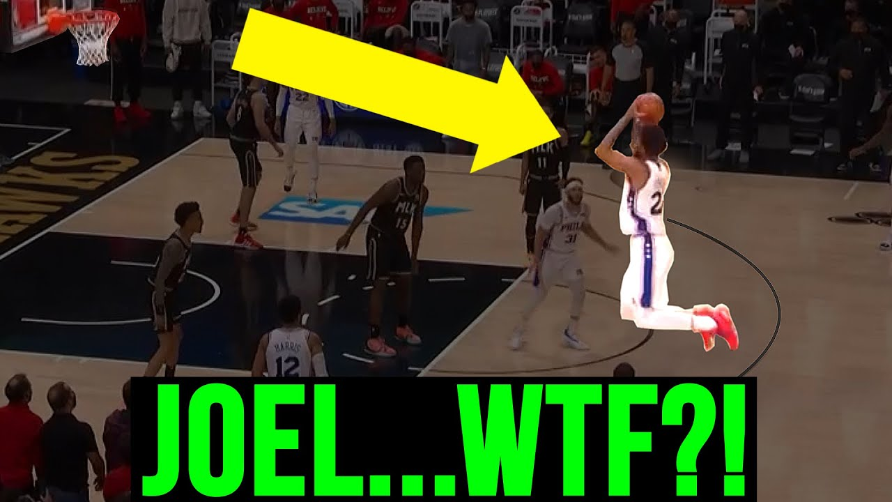 EXPOSED: How Joel Embiid Is HURTING The Sixers
