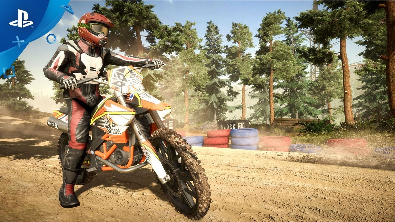 Mx Nitro Coming Soon Trailer Ps4 Youtube