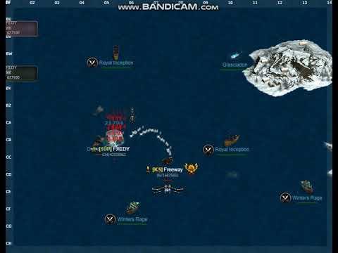 Seafight BUG ''SKYFIRE'''