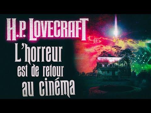 La couleur tombée du ciel adapté au cinéma !