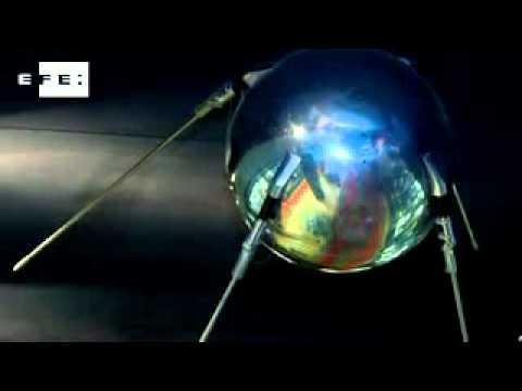 Hace 55 años fue lanzado el Sputnik 1