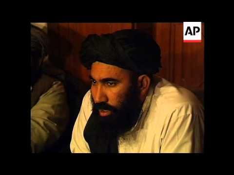 Taliban envoy on surrender + Abdullah and Karzai's brother react