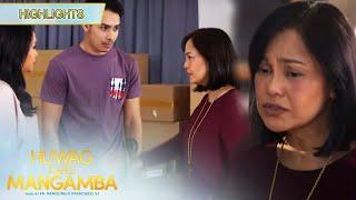 Maximo shares Joy's story about Bro | Huwag Kang Mangamba