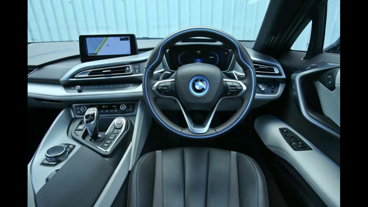 Bmw I8 Interior Speedometer Youtube