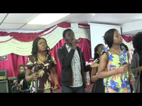 Ebenezer inter Voice of the Angels Choir