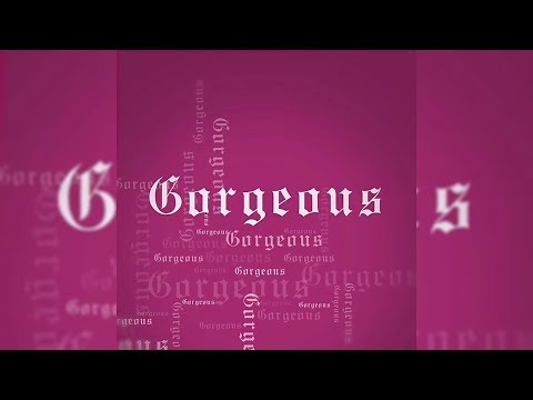 Taylor Swift - Gorgeous (Official Instrumental)