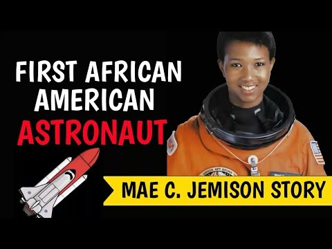 Some Guy Named Tias - Black History Month: The First African American Astronaut