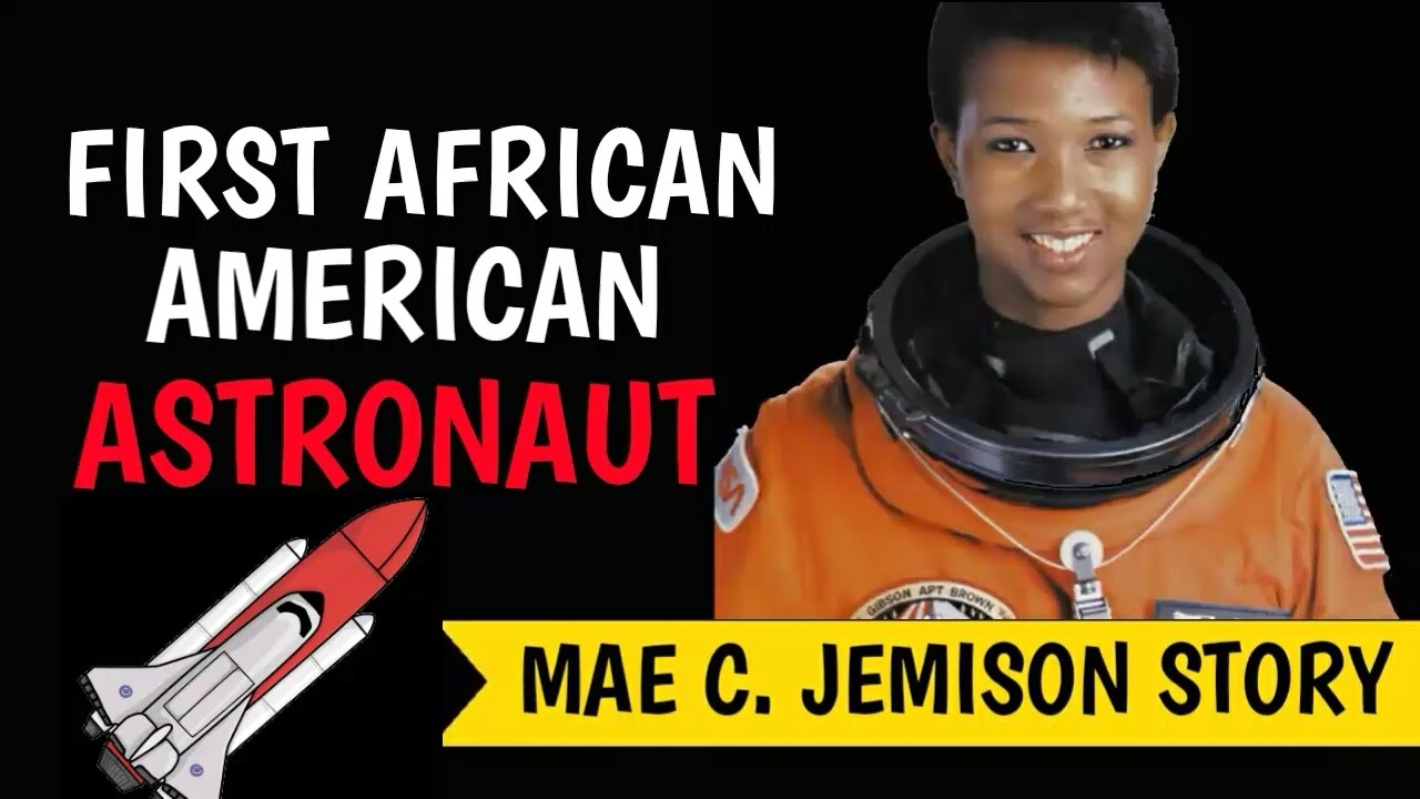 Mae C. Jemison Biography || Full Story |HD - YouTube