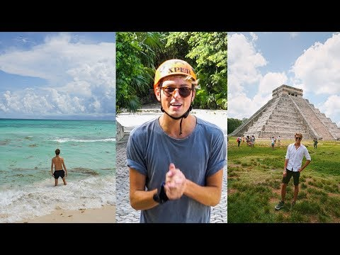 EXPLORE MEXICO WITH ME
