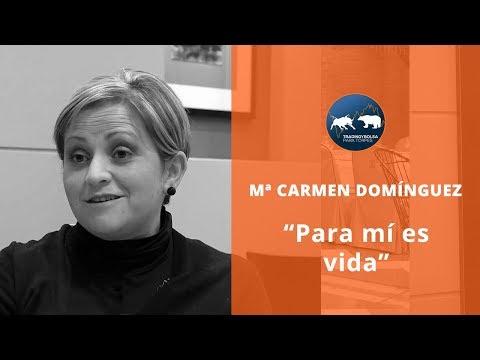 "Mª CARMEN DOMINGUEZ - ""PARA MI ES VIDA"""