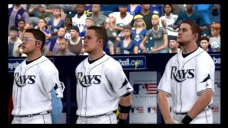 Copy of MLB The Show 16 (PS3) Season Play Toronto Blue Jays Vs Tampa Bay Rays Game 1 of 162