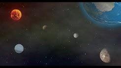 Das Sonnensystem:  Unser Zuhause im Weltall