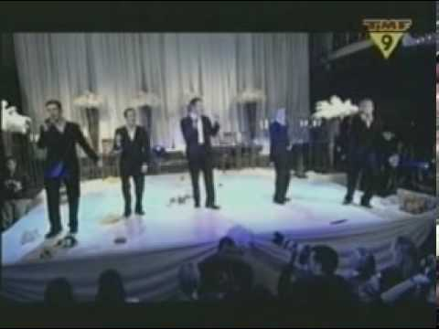 Westlife - If i let you go Coast to coast concert live at Paradiso.mpg