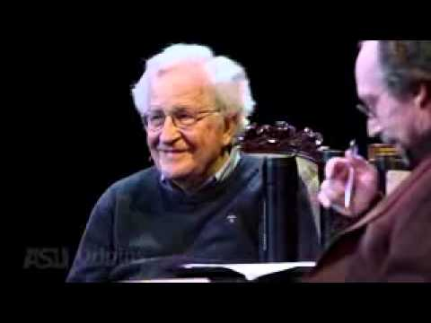 Noam Chomsky: Don't Seek To 'Persuade' Others To Your Own Views