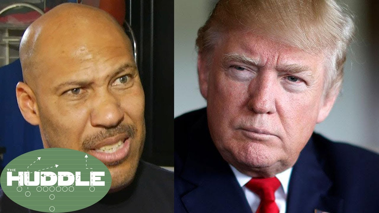 Should LaVar Ball Have Been MORE Grateful Towards Donald Trump for ...