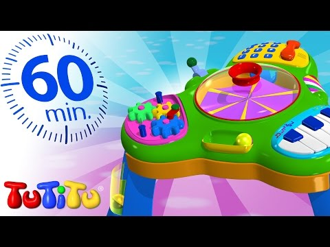 TuTiTu Specials | Activity Table | Other Popular Toys For Children | 1 HOUR Special