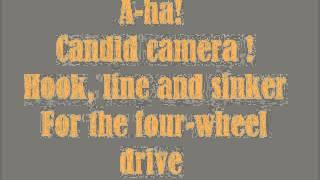 Imogen Heap - Aha! With lyrics (Pentatonix Cover)