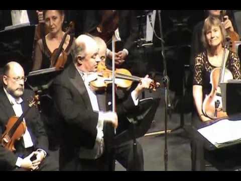 Ilya Kaler - Bach, Gavotte en rondeau (HQ)