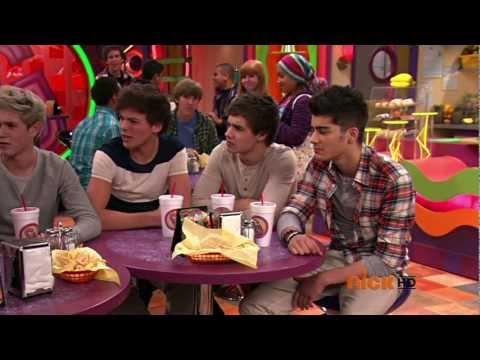 iCarly - Butter Sock (iGo One Direction)
