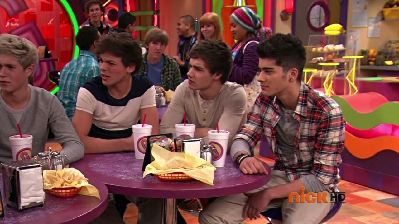 Icarly Butter Sock Igo One Direction Youtube