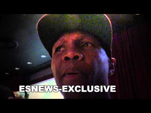 ZAB JUDAH ADRIEN BRONER REMINDS ME OF MYSELF EsNews Boxing