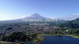 Mt Fuji Japan / 夏の富士山 / DJI Phantom4Pro+