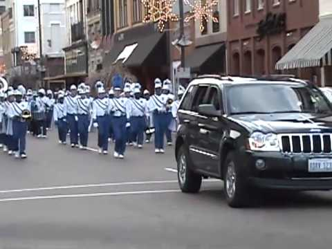 2009 Victory Parade Paducah Tilghman High School Football