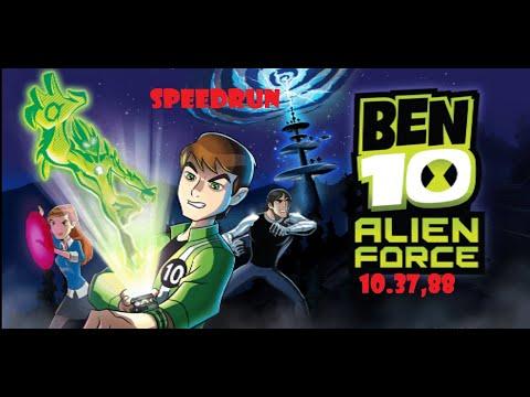 ben-10-alien-force-the-game-cheat%-speedrun-(10:37.88)-(wr)-|-ppsspp