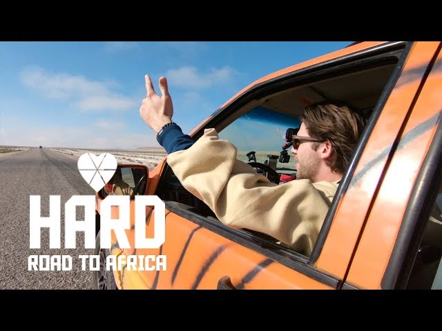#6 ROAD TO AFRICA - MIJNENVELD