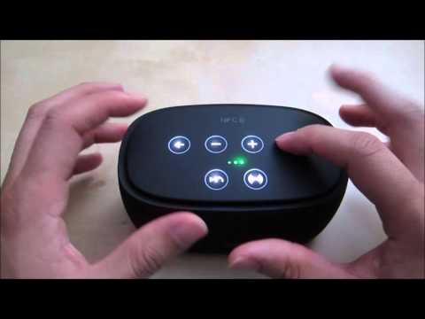 Cheerlink Bluetooth NFC 1+1 3D Surround Speaker Review