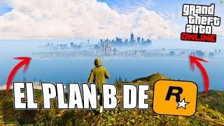 [DLC DE PAGO] ROCKSTAR TIENE UN PLAN B! LIBERTY CITY EN GTA ONLINE!
