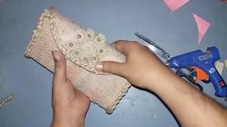 Easy Jute Rope Bag craft | Art and Craft Ideas | Handicraft very easy