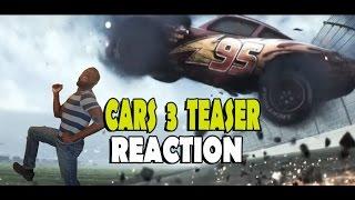The Green Room: CARS 3 Teaser Reaction
