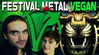 PREMIER FESTIVAL METAL VEGAN français   VLOG - Report MetalAnimals Fest 2018