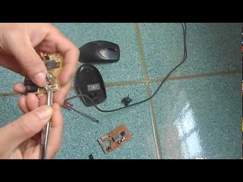 Hướng dẫn sửa chuột bị liệt - đa số gặp ở phòng nét