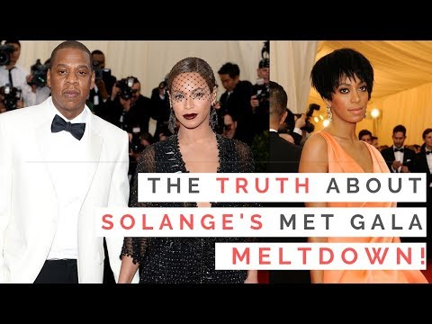 MET GALA GOSSIP: The Truth About Solange & Beyonce's Elevator Fight—How To Deal With Toxic People!
