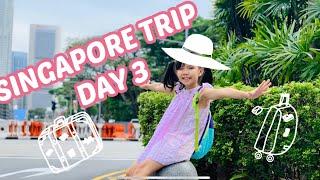 Du lịch Singapore tự túc | Ngày 3 | Khu mua sắm Orchard | Sân bay Changi
