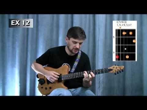 Fusion Guitar Chords