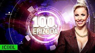 Bizarní 100. epizoda – Úplně debilní zprávy Prima COOL (20.5.2019)