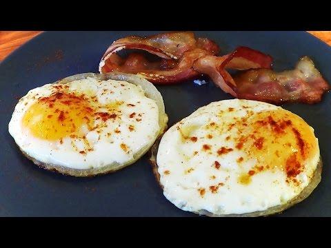 Como hacer un Huevo frito perfecto