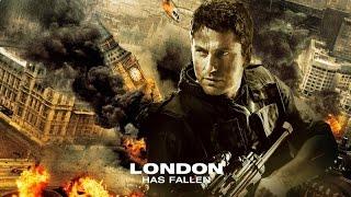 Падение лондона (2016). Трейлер
