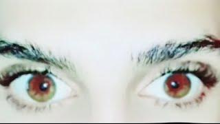 شوفو عيوني وتجربتي مع سبليمنال هل عدت عيوني للون طبيعي ام لا وبعض نصائح لنجاح سبليمنال بأذن الله Youtube