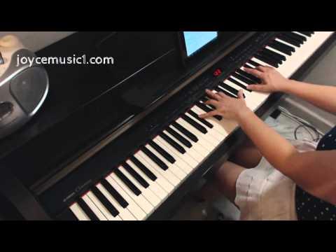 EXO - Moonlight 월광 Piano - Free Sheets