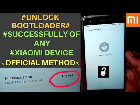 Unlock Bootloader of Redmi Note 4 & Any Xiaomi Device Successfully  Step-by-Step Method (OFFICIALLY)