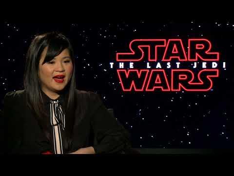 STAR WARS THE LAST JEDI Kelly Marie Tran Interview