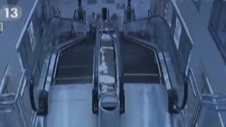 Mothers escalator death may have been preventable
